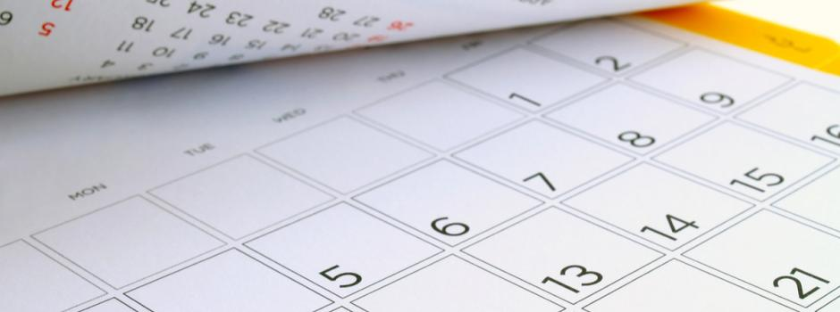 Découvrez le calendrier général de la saison 2020/2021